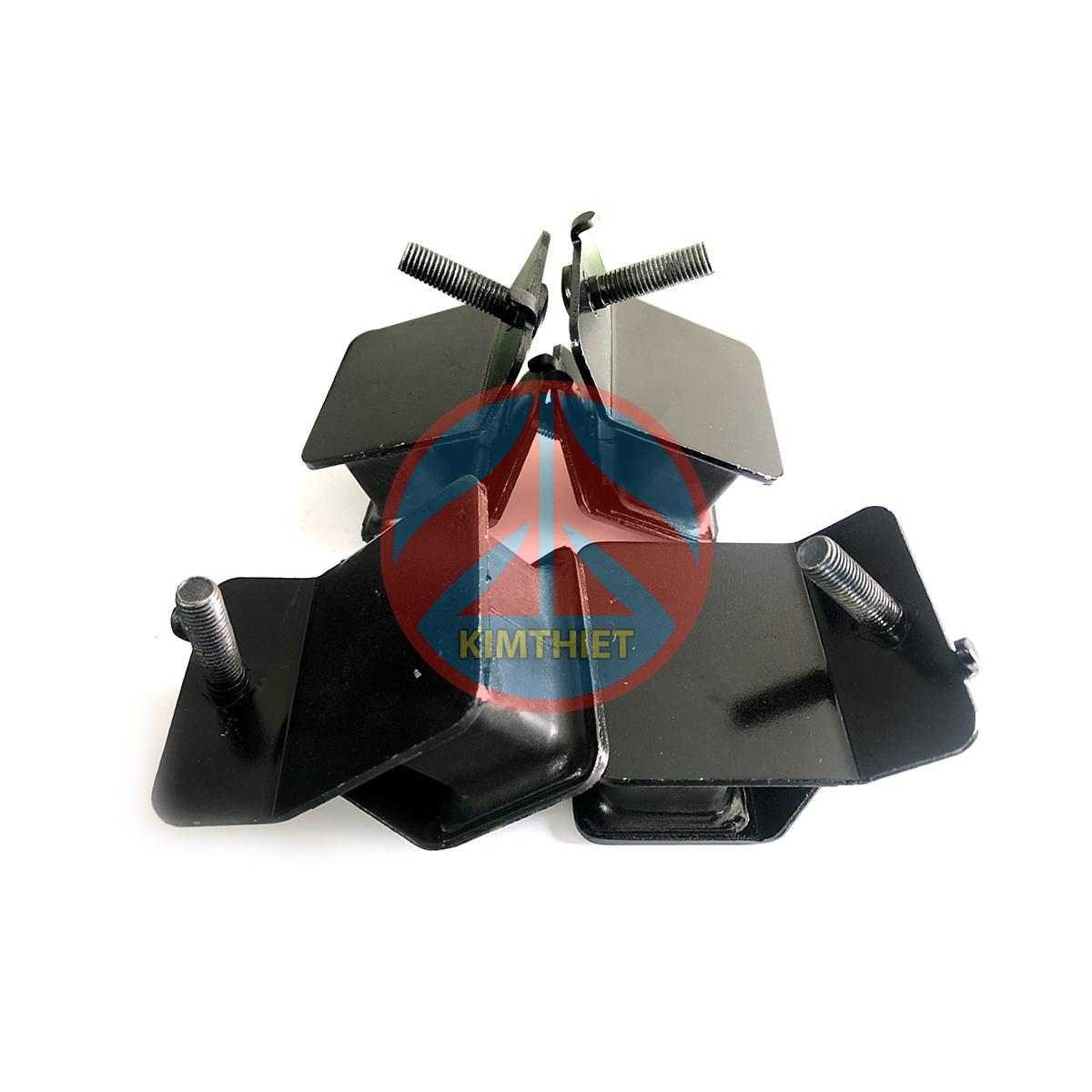 Đế cao su chống rung máy phát điện - Rubber anti vibration